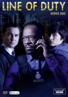 Line of Duty: Series One, DVD DVD