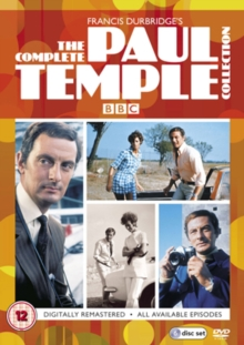 Paul Temple: The Complete Collection, DVD  DVD