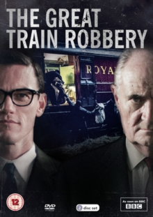 The Great Train Robbery, DVD DVD