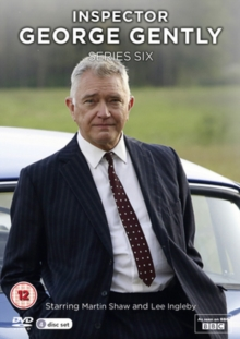 Inspector George Gently: Series Six, DVD  DVD