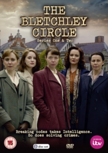 The Bletchley Circle: Series 1 & 2, DVD DVD