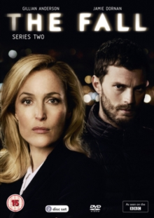 The Fall: Series 2, DVD DVD