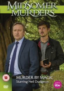 Midsomer Murders: Series 17 - Murder By Magic, DVD  DVD