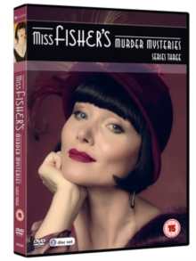Miss Fisher's Murder Mysteries: Series 3, DVD  DVD