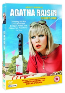 Agatha Raisin: Series 1, DVD DVD