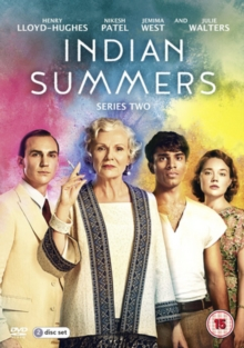 Indian Summers: Series Two, DVD DVD