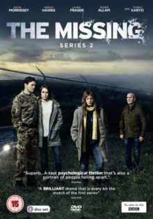 The Missing: Series 2, DVD DVD