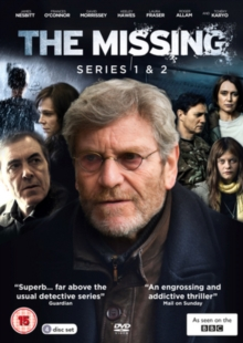 The Missing: Series 1 & 2, DVD DVD