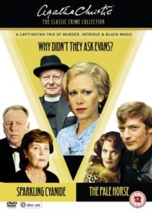 Agatha Christie: The Classic Crime Collection, DVD DVD