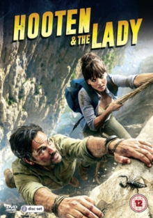 Hooten and the Lady, DVD DVD