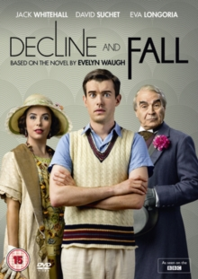 Decline and Fall, DVD DVD