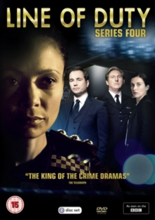 Line of Duty: Series Four, DVD DVD