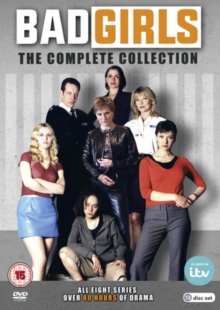 Bad Girls: The Complete Collection, DVD DVD