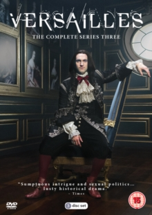 Versailles: The Complete Series Three, DVD DVD
