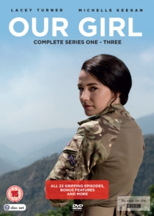 Our Girl: Complete Series 1-3, DVD DVD
