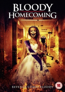 Bloody Homecoming, DVD  DVD