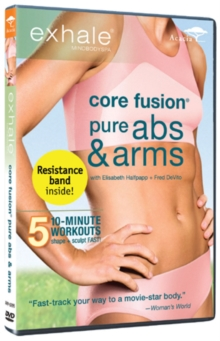 Exhale Core Fusion: Abs and Band, DVD  DVD
