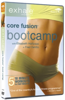 Exhale Core Fusion: Bootcamp, DVD  DVD