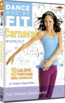 Dance and Be Fit: Carnaval Workout, DVD  DVD