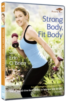 Strong Body, Fit Body With Erin O'Brien, DVD  DVD