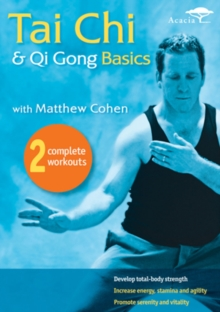 Tai Chi and Qi Gong Basics, DVD  DVD
