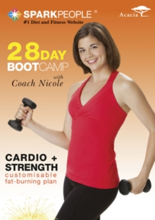 Spark People - 28 Day Bootcamp, DVD  DVD