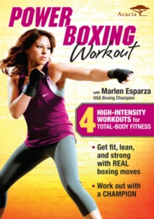 Power Boxing Workout, DVD  DVD