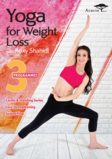 Yoga for Weight Loss With Roxy Shahidi, DVD  DVD