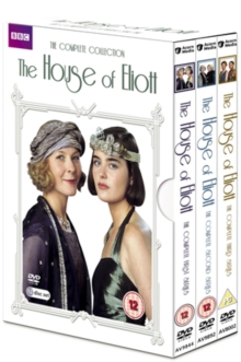 The House of Eliott: Complete Collection, DVD DVD