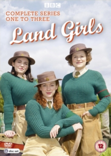 Land Girls: Series 1-3, DVD  DVD