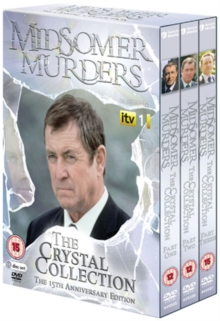 Midsomer Murders: The Crystal Collection, DVD  DVD