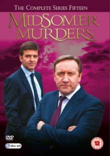Midsomer Murders: The Complete Series Fifteen, DVD  DVD