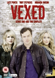 Vexed: Series 1 and 2, DVD  DVD