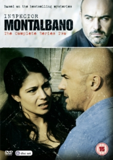 Inspector Montalbano: The Complete Series Two, DVD  DVD
