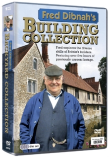 Fred Dibnah's Building Collection, DVD  DVD