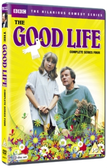 The Good Life: Complete Series 4, DVD DVD