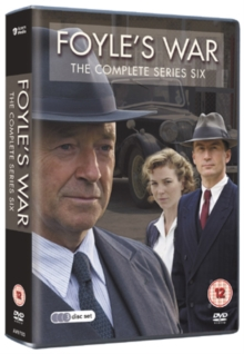 Foyle's War: The Complete Series 6, DVD  DVD