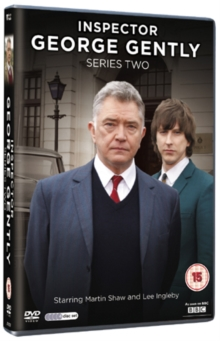 Inspector George Gently: Series Two, DVD  DVD