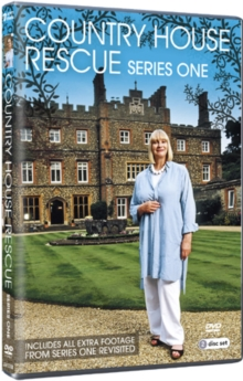 Country House Rescue: Series One, DVD  DVD