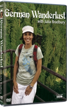 German Wanderlust With Julia Bradbury, DVD  DVD