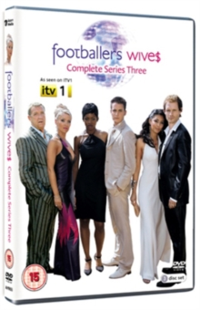 Footballers' Wives: Season 3, DVD  DVD