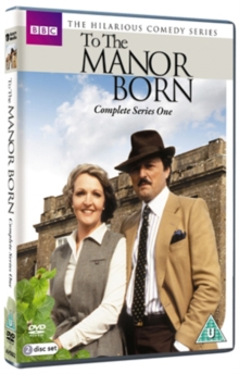 To the Manor Born: The Complete Series 1, DVD  DVD