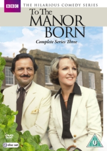 To the Manor Born: The Complete Series 3, DVD  DVD