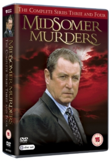 Midsomer Murders: The Complete Series Three and Four, DVD  DVD