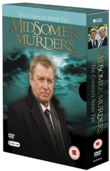 Midsomer Murders: The Complete Series Ten, DVD  DVD