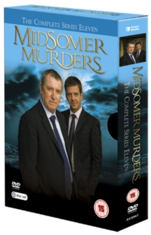 Midsomer Murders: The Complete Series Eleven, DVD  DVD