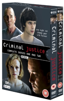 Criminal Justice: Series 1 and 2, DVD  DVD