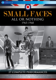 Small Faces: All Or Nothing - 1965-1968, DVD DVD