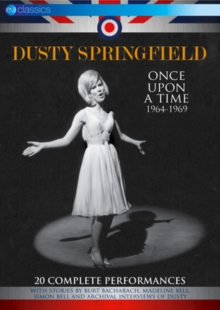Dusty Springfield: Once Upon a Time - 1964-1969, DVD DVD