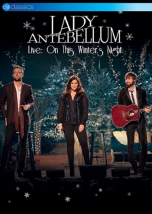 Lady Antebellum: Live - On This Winter's Night, DVD DVD